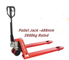 Pallet Jack - 685mm - 2500kg Rating