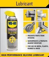 HIgh Performance Silicone Lubricant - 300g