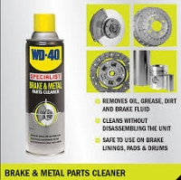 Brake & Metal Parts Cleaner - 300g