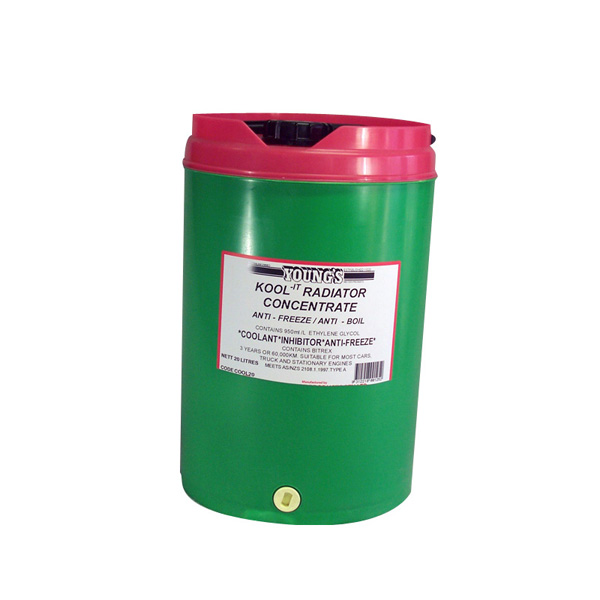 Concentrate Radiator Coolant