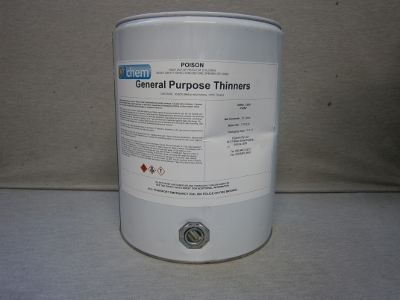 General Purpose Thinners - 20lt