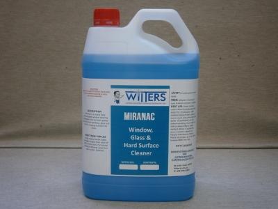 Miranac Window & Hard Surface Cleaner