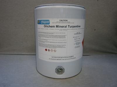 Mineral Turpentine - 20lt