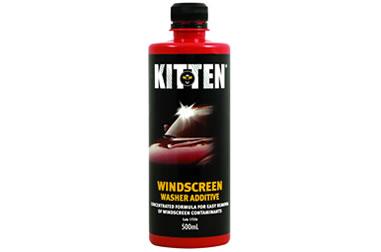 Kitten - Windscreen Washer Additive - 500ml