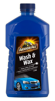 Armor All Wash & Wax 1lt 2lt or 5lt
