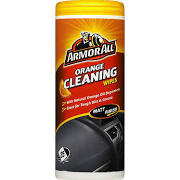 Armor All - Orange Cleaning Wipes - 25's
