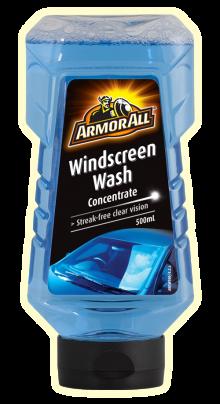 Armor All Windscreen Wash 500ml