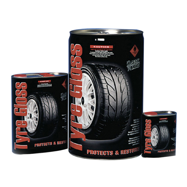 Tyre Gloss Silicone